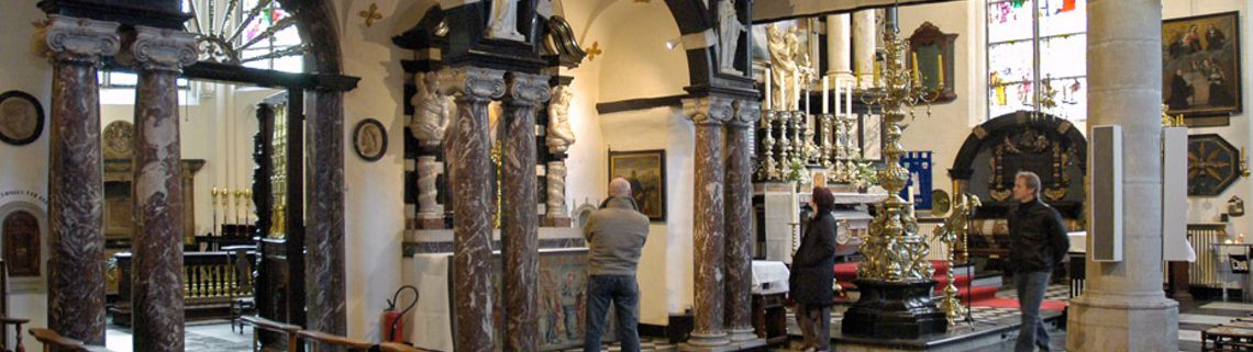 Religious heritage in Bruges: walk with the precursors of the faith!