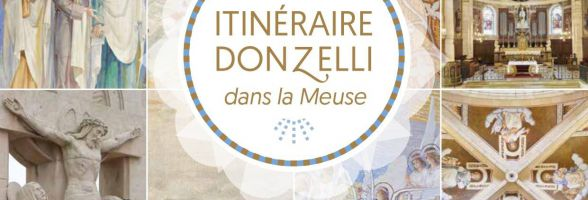 Duillio Donzelli exhibition and discovery tours in Meuse