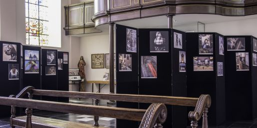 "The exhibition ""The Unusual in Religious Buildings"" to be seen in Sougné-Remouchamps until 31/07/19"